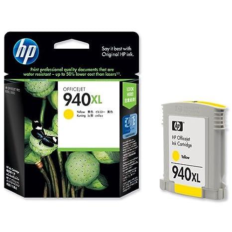 HP Cartouche d'encre originale 940XL Jaune