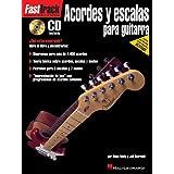 Acordes y escalas para guitarra (Fast Track)