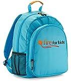 Fire for Kids Backpack, Blue