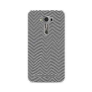 TAZindia Printed Hard Back Case Cover For Asus Zenfone Laser 2 ZE550KL