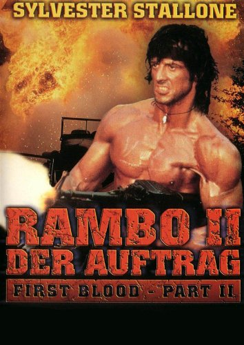 Rambo 2 - Der Auftrag hier kaufen
