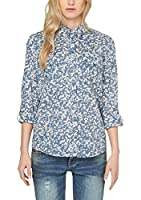 s.Oliver Damen Regular Fit Bluse 14.502.11.3653