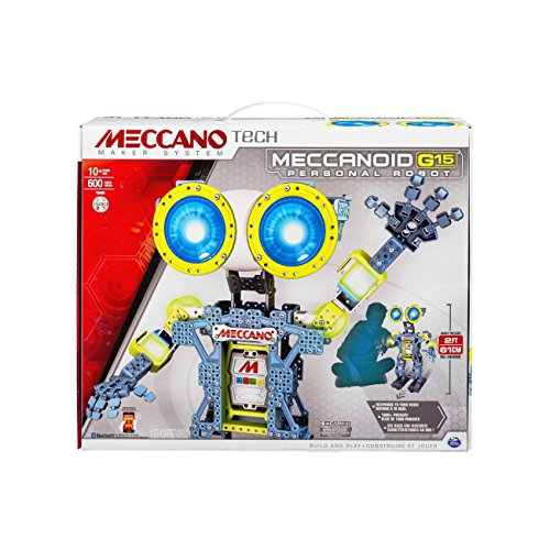 Meccano Robot All