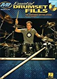 img - for Essential Drumset Fills BK/CD book / textbook / text book