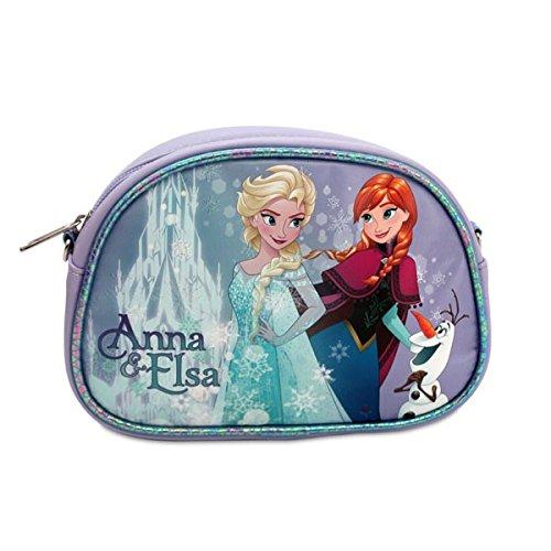 Borsetta trousse piccola Disney Frozen Anna e Elsa *00755