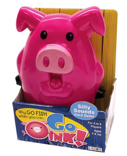 Go Oink Card Game