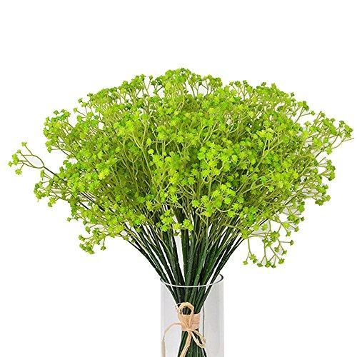 japace 9 st ck kunstblumen gypsophila blumen. Black Bedroom Furniture Sets. Home Design Ideas