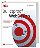 Bulletproof Webdesign (382732629X) by Dan Cederholm