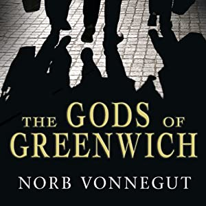 The Gods of Greenwich Audiobook