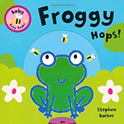 Baby Busy Books: Froggy Hops!