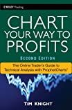 img - for Chart Your Way To Profits: The Online Trader's Guide to Technical Analysis with ProphetCharts (Wiley Trading) book / textbook / text book