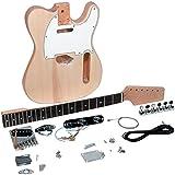 Saga TC-10 Electric Guitar Kit - T Style