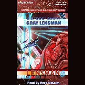 Gray Lensmen by