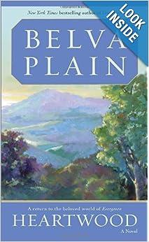 Heartwood: A Novel - Belva Plain