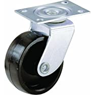 Shepherd Hardware 206032 Light Weight Plate Caster-4PL 1-1/4
