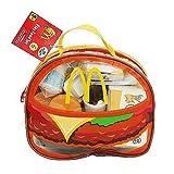McDonalds McKids Play Food Set Backpack 35 Piece