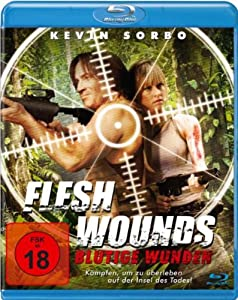 Flesh Wounds - Blutige Wunden [Blu-ray]