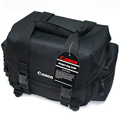 New Genuine Canon Gadget Bag 2400/9361 Camera Shoulder bag Case for DSR DSLR
