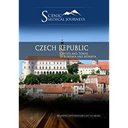 Naxos Scenic Musical Journeys Czech Republic Castles and Towns in Bohemia and Moravia