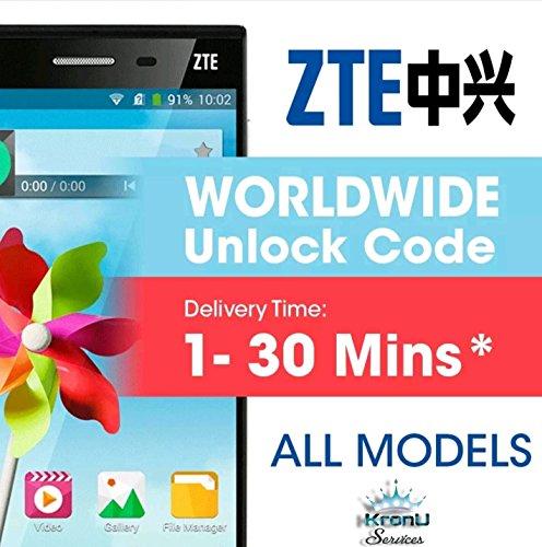 Unlock Code T-Mobile USA ZTE MF64 Device Modem Wifi MIFI Unlocking Fast Service (T Mobile Mifi compare prices)