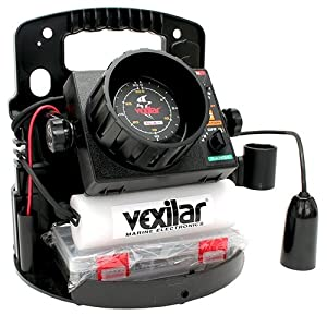 Vexilar FL-8SE Ice ProPack II Locator W 19 Degree Ice Ducer by Vexilar