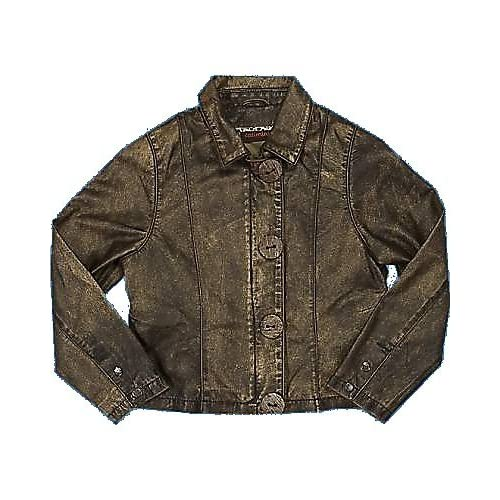 Catimini URBAN GLOBAL MIX Leather Jacket