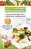 Quickasteam microwave cooking bags standard size 25 pack