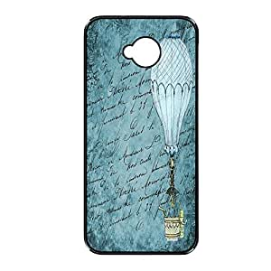 Vibhar printed case back cover for Sony Xperia C BlueBal