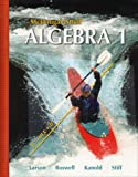 img - for McDougal Littell Algebra 1 (McDougal Littell Mathematics) book / textbook / text book