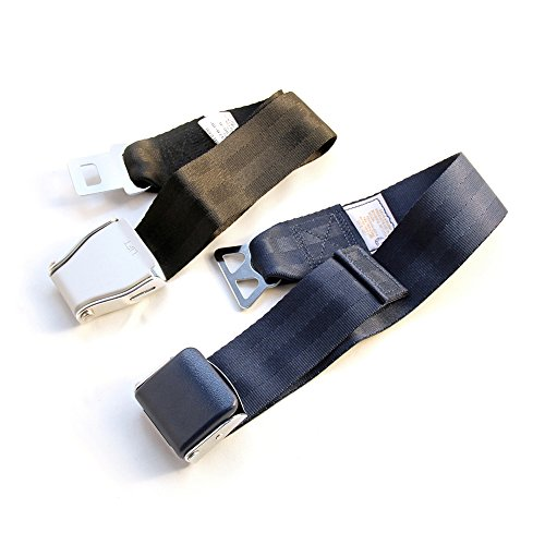 faa-approved-airplane-seat-belt-extender-2-pack-fits-all-airlines-type-a-b-free-velour-pouch