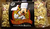 Mickey Mouse Shaped Pasta