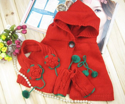 Baby Girl Sweaters front-18522