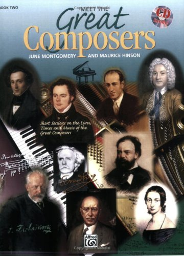 Meet The Great Composers: Book 2 (Learning Link) front-557719