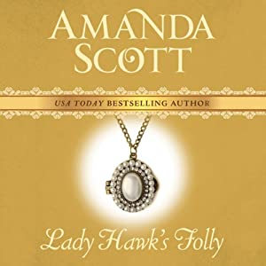 Lady Hawk's Folly Audiobook