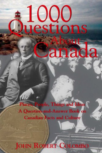 1000 Questions About Canada front-205488