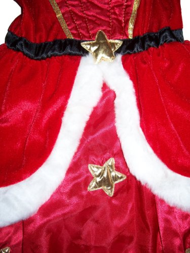 Toddler girls miss santa dress up christmas outfit age 18 24 months by