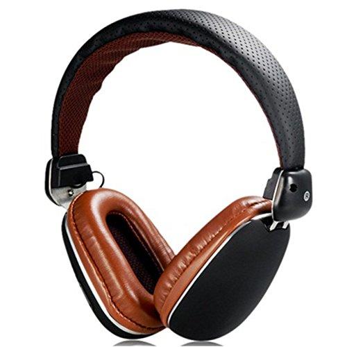 Mobilegear Wireless Bluetooth Headphone With Deep Bass & High Treble Effect & inbuit MIC - Black