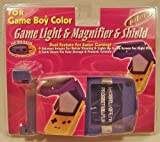 echange, troc Game Light and Magnifier and Shield for Game Boy Color