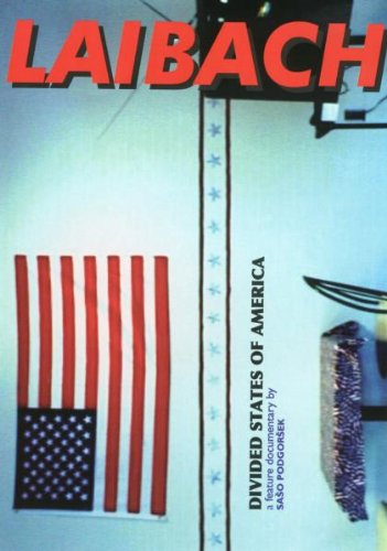 Laibach - Divided States Of America  [DVD]