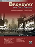 Broadway for Solo Singers (On Broadway) (0739049542) by Albrecht