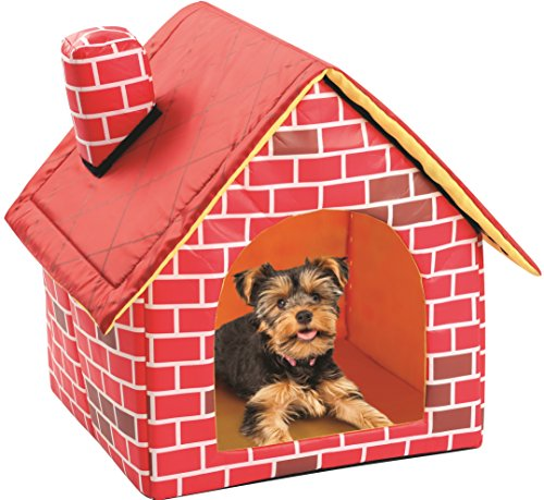 Etna-Portable-Brick-Dog-House-Warm-And-Cozy-IndoorOutdoor-Great-For-Dogs-Cats-Puppies-and-Rabbits