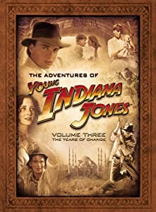 The Adventures Of Young Indiana Jones Volume Three - The Years Of Change from Paramount