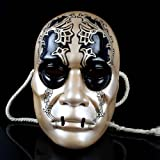 Harry Potter Death Eater Resin Mask Copper Prop Replica