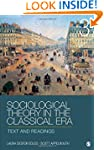 Sociological Theory in the Classical...