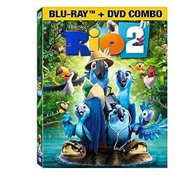 Rio 2 [Blu-ray]