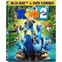 Rio 2 on (Blu-ray + DVD + Digital Copy)