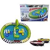 Ginzick Super Fun Play Together Rc Racing Boat Set