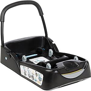 Bébé Confort Streety.base - Base para silla de coche, grupo 0+/1, 0-13 kg, color negro de Dorel en BebeHogar.com