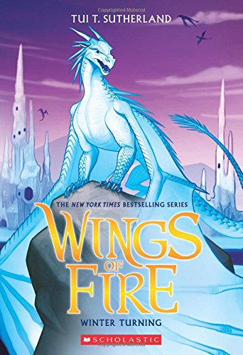 Winter Turning (Wings of Fire, Book 7)