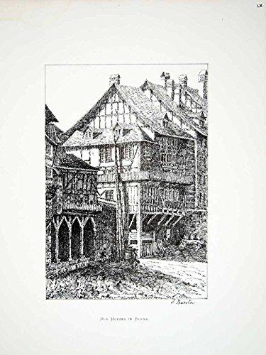 1877-lithograph-flora-barstow-art-house-bern-switzerland-europe-cityscape-zz14-original-lithograph